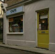 Cafe, Victoria Road