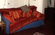 Garry and Minty's Living Room