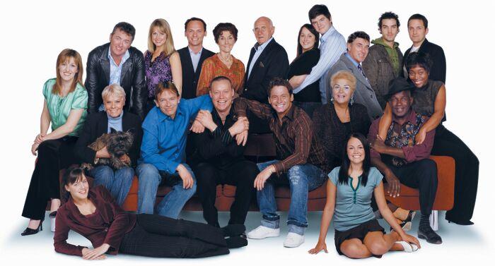 EastEnders Cast (2005)