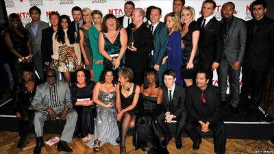 NTA EastEnders Cast (2011)