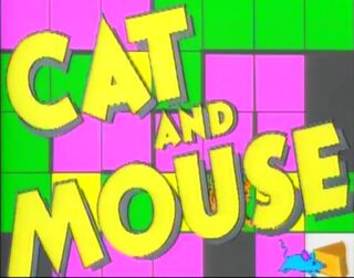 Cat and Mouse Title Card