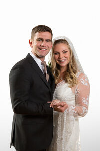 Jack Branning and Ronnie Mitchell Wedding (1 January 2017)