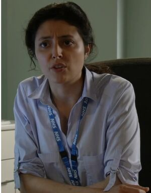 Dr Avizeh Faraji