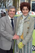 Michael Rawlins and Dot Branning 2