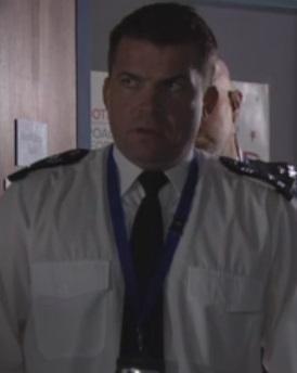 Sergeant Kenny Morris