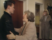 Walford Towers Hallway (25 December 1987)