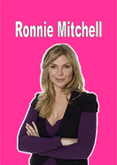 Ronnie Mitchell Name Card