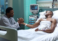 Dexter in Hospital (2013)