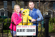Linda Carter and Mick Carter (EastEnders Children in Need Special 2017)