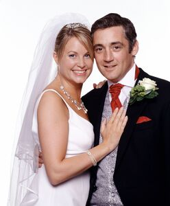 Sam Mitchell and Andy Hunter Wedding (16 September 2004)