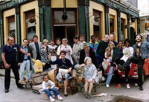 EastEnders Cast (1991)