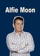 Alfie Moon Name Card