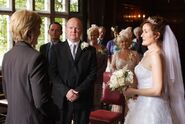 Phil Mitchell and Stella Crawford Wedding (20 July 2007)