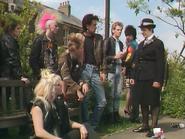 Punk Girl's Punk Gang (28 July 1987)
