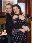 Louise Mitchell and Bex Fowler (2017)