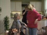 Walford Towers Pete and Kathy and Ian Beale Flat 3 (2 April 1985)
