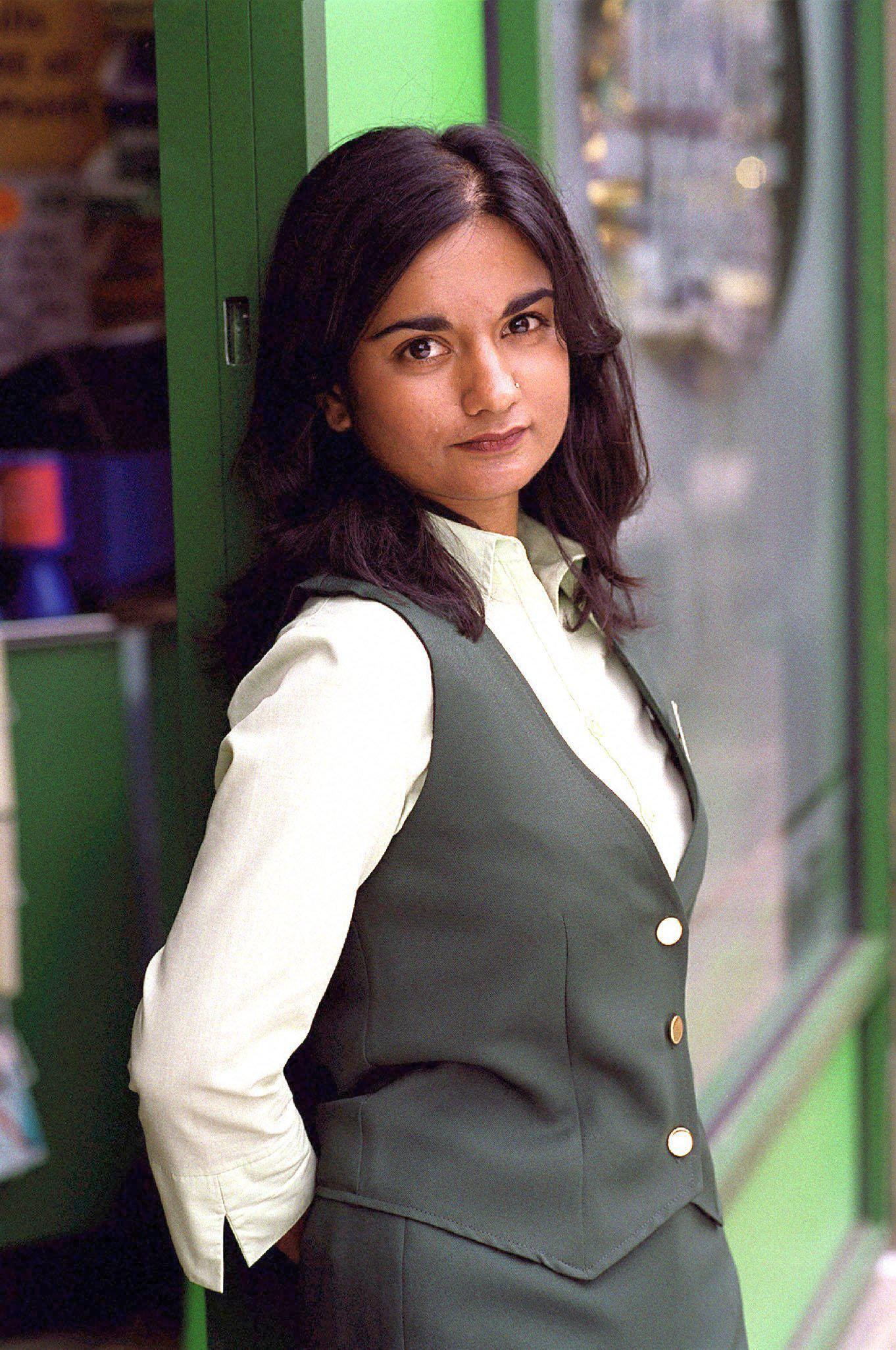 Nita Mistry (actress)