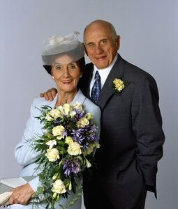 Dot Cotton and Jim Branning Wedding (14 February 2002)