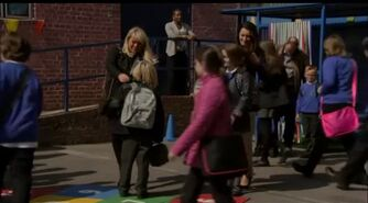 Walford Primary School Outside