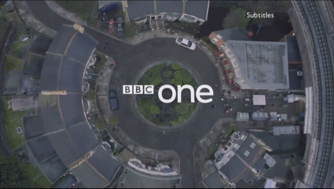 EastEnders BBC One Indent