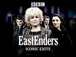Eastenders Iconic Exits