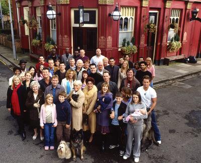 EastEnders Cast (2004)