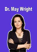 63. Dr. May Wright