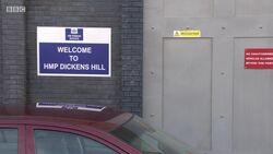 HMP Dickens Hill (22 September 2017)