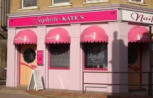Sophisti-Kate's