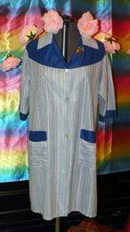 Dot Cotton's launderette uniform EastEnders