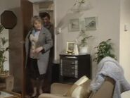 Walford Towers Pete and Kathy and Ian Beale Flat (2 April 1985)