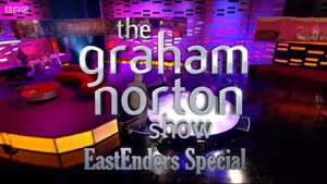 The Graham Norton Show Eastenders Special