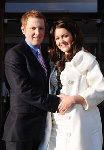 Bradley Branning and Stacey Slater Wedding (18 February 2010)