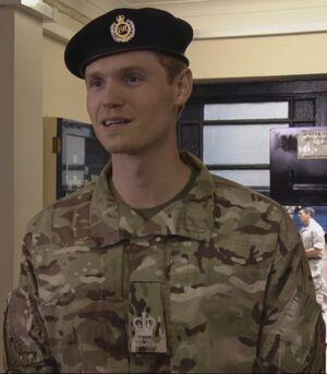 Lieutenant Harry Fielding