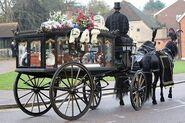 Pat Evans Funeral