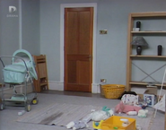 3A Albert Square - Living Room (10 April 1990)