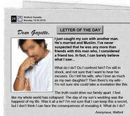 Walford Gazette - 19th April 2010