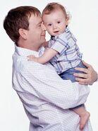 Bobby Beale and Ian Beale