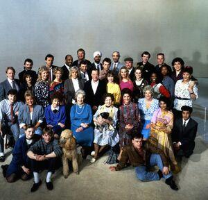 EastEnders Cast (1986)