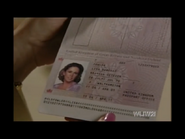 Lisa Fowler's Passport (3rd December 2002)