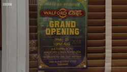Walford East grand opening