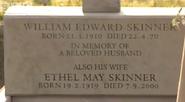 Easties ethel grave