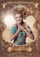 Tilly Keeper as Jasmine (Children in Need 2018)