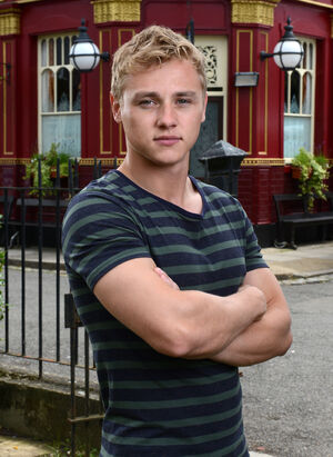 Peter Beale (Ben Hardy) 2