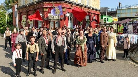BBC Children in Need 2017 EastEnders Les Miserables Preview