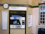 Walford East Tube Station Tickets