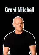 Grant Mitchell Cast Card