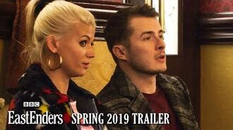 Coming Soon Spring 2019 Trailer EastEnders