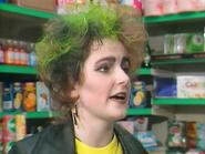 Punk Girl (28 July 1987)