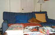 Ferreiras Living Room